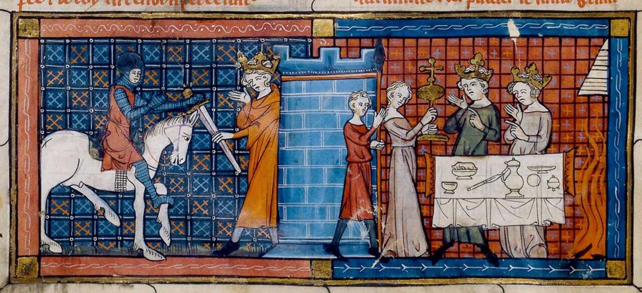 Perceval-arrives-at-grail-castle-bnf-fr-12577-f18v-1330-detail.jpg